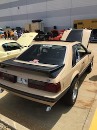 1984 Ford Mustang Cortland