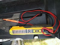 Like new Continuity voltage and no contact tester Islip