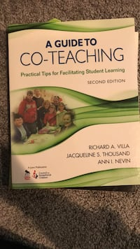 A Guide to Co-Teaching: Practical Tips for Facilitating Student Learning Woodbridge, 07095