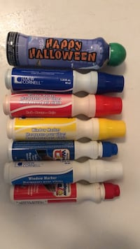 Window Paint Markers all for $10.00