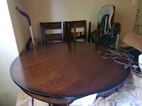 5 Piece Table & Chairs - Espresso  Upper Marlboro, 20774