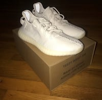 Yeezy Boost 350 Silver Spring