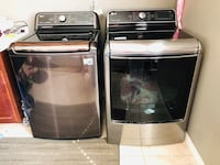 Washer & Dryer set with top load washer and gas dryer  Bakersfield, 93313