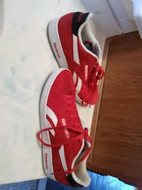 Cherry Red Reebok Shoes Westminster, 21157