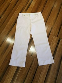 Banana Republic size 2 capris