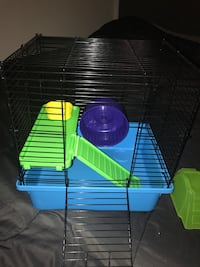 Hampster Cage (water bottle and holder included) Laurel, 20708
