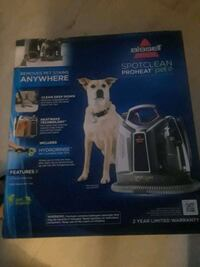 The BISSELL SpotClean ProHeat Pet Portable Carpet  Torrance, 90501