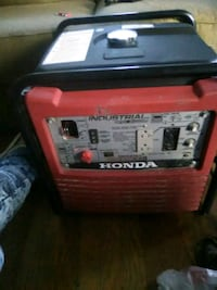 red and black portable generator Des Moines, 50316