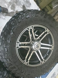 """OFF ROAD"" RIMS AND TIRES!!"