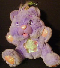 TWINKLE FANTASTY BEAR RUNS ON BATTERIES