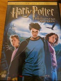 DVD Harry Potter y el prisionero de Azkaban