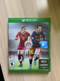 FIFA 16 ( Xbox One )Mint Condition Brampton, L6R 1T9