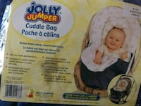Jolly jumper cuddle bag. Never used Penticton, V2A 4H2
