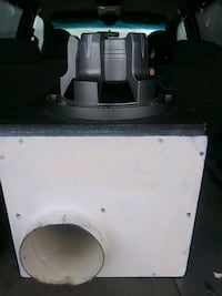 2 12 inch subs in coustom box Meridian, 83642