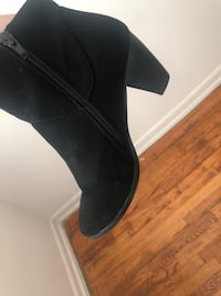Black heel ankle boot Hyattsville, 20785
