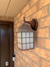 3 Pieces Outdoor Wall Lighting  Richmond Hill, L4S 1P8