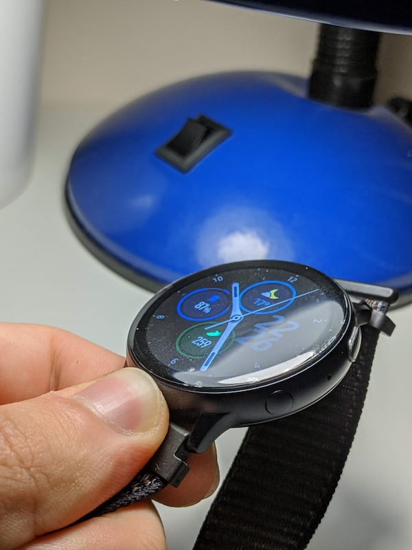 44M SAMSUNG GALAXY WATCH ACTİVE 2 UNDER ARMOUR EDİTİON 788ede52-60ae-4c6d-9625-59cfc548a9e6