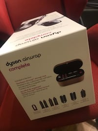 Brand new sealed Dyson Airwrap complete Mississauga