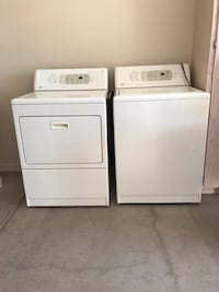 Washer and dryer pair Oro Valley, 85737