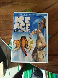 Ice Age the meltdown DVD with Case Cedar Falls, 50613
