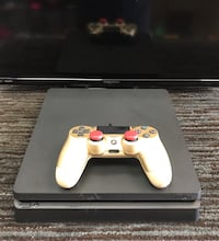 Sony PlayStation 4 PS4 500GB Slim Gaming Console with Controller