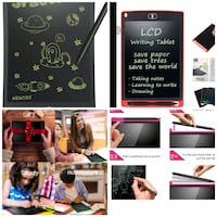 Perfect gift Educational writing & drawing tablets Brampton, L6R 1Y1