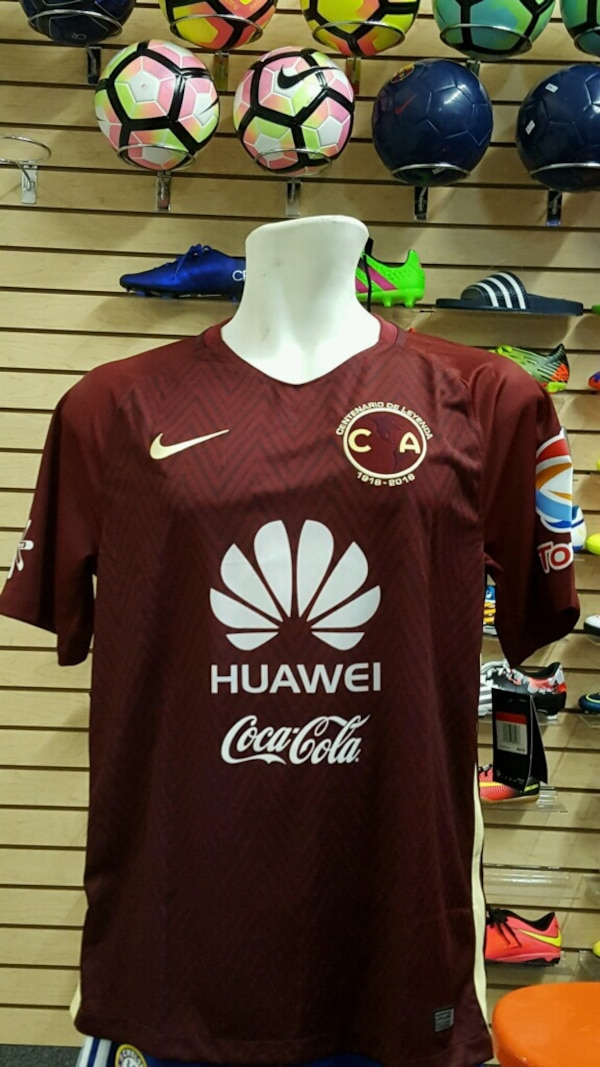 d1fbbbb29f0 Used Nike Club America Away Jersey 16/17 for sale in Covina - letgo