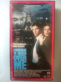 Someone to Watch Over Me vhs