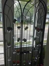 Unique black metal room divider  Clearwater, 33755
