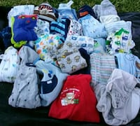 baby's assorted clothes Brownsville, 78520