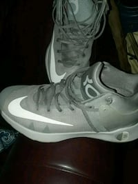 Gray Nike High-Top Sneakers Greenville, 29611
