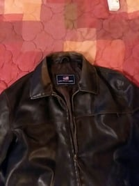 Vintage leather polo jacket Winchester, 22602