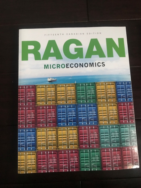 Ragan Macro and Micro Economics Textbooks 1388792c-c42e-4892-8e0d-3e208d68a866