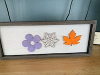Interchangeable home sign Maple Shade, 08052