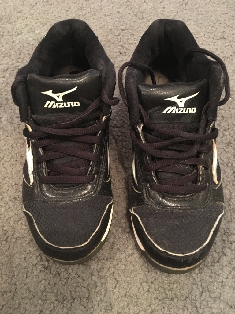 mizuno mens running shoes size 9 youth gold toe drum india