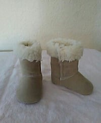 Baby Boots size 0