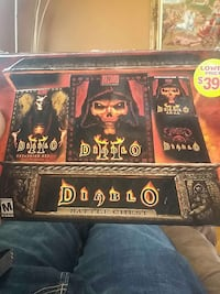 Diablo battle chest Ontario, M1P 1M3