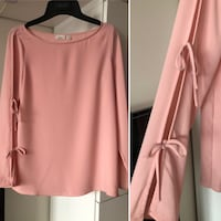 Aritzia Wilfred  Blouse XS Vancouver