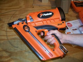 Paslode xp gas framing nailer