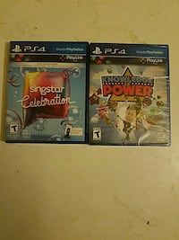 Lot of 2 New PS 4 Games Queens, 11377