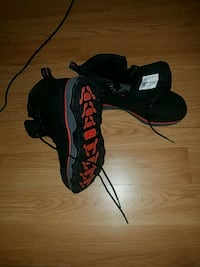 black-and-red Nike basketball shoes Brampton, L6P 1J4