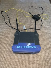 Linksys Router Hudson, 44236