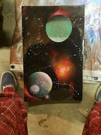 Galaxy Painting Frederick, 21701