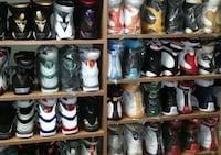 BUYING JORDAN RETROS SIZE 9 OR 9.5 DM ANY SHOES YOU HAVE BUYING OUT