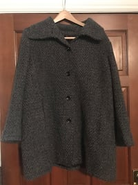 Angelina warm coat. 2XL. Perfect for cold nights. Wool blend San Jose, 95125
