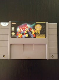 Tetris 2 for Super Nintendo SNES  Vaughan, L4L