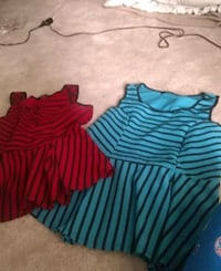 assorted-color striped shirt lot Grand Terrace, 92313