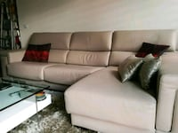 Sofa chaislonge polipiel