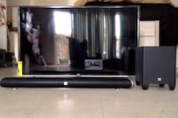 """55"""" 4K TV + Home Theater System Los Angeles, 90059"""
