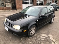 Volkswagen - Golf - 2006. TDI. Automatic. Black on black. Certified. 260Km  Runs amazing transmission shifts perfect Toronto, M6L 2L7